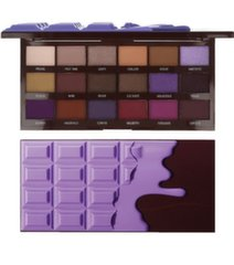 Acu ēnu palete Makeup Revolution London I Heart Revolution Violet Chocolate 20,2 g