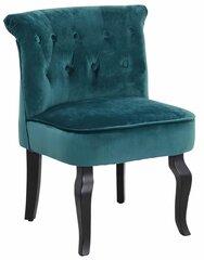 Кресло Brittany Velvet, синее цена и информация | Кресло Brittany Velvet, синее | 220.lv