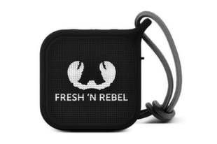 Fresh 'n Rebel Rockbox Pebble, Melns