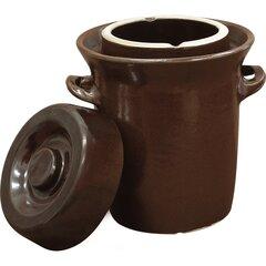Akmens keramikas trauks, 5L cena un informācija | Trauki un piederumi konservēšanai | 220.lv