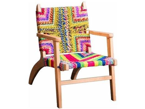 Krēsls Fairview, krāsains