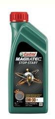 Castrol Magnatec Stop-Start 0W-30 D моторное масло, 1Л
