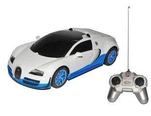 Radiovadāms automašīnas modelis Rastar Bugatti Grand Sport Vitesse (WRC), 47000 cena un informācija | Radiovadāms automašīnas modelis Rastar Bugatti Grand Sport Vitesse (WRC), 47000 | 220.lv