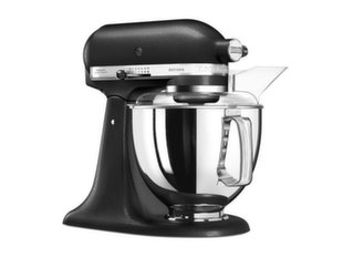 KitchenAid 5KSM175PSEBK, Melna