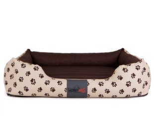 Hobbydog gulta Prestige XL, brūna