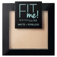 Kompakta grima bāze Maybelline New York Fit Me Matt & Poreless 9 g