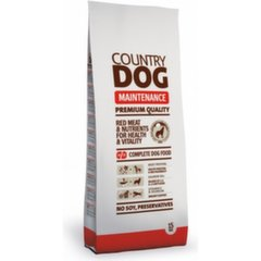 Country dog maintenance, 15 kg +2 kg