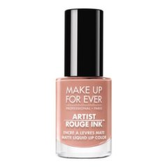 Šķidrā lūpu krāsa Make Up For Ever Artist Rouge Ink Matte 4,5 ml, 301 Nude Coral