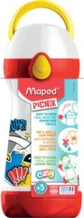 Pudele Maped Picnik Kids Concept 430 ml, Comics cena un informācija | Pudele Maped Picnik Kids Concept 430 ml, Comics | 220.lv
