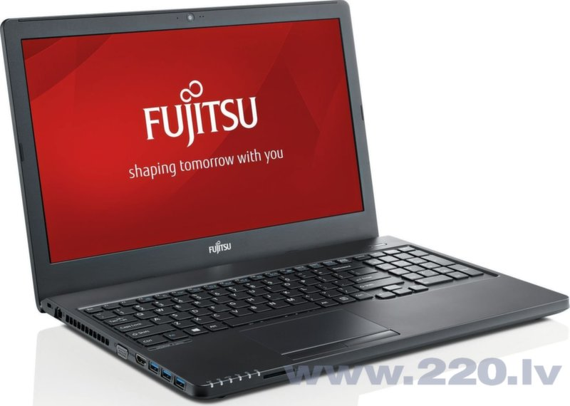 Fujitsu LifeBook A357 (S26391K425V300) 12 GB RAM/ 1 TB SSD/ 500GB HDD/ Windows 10 Pro