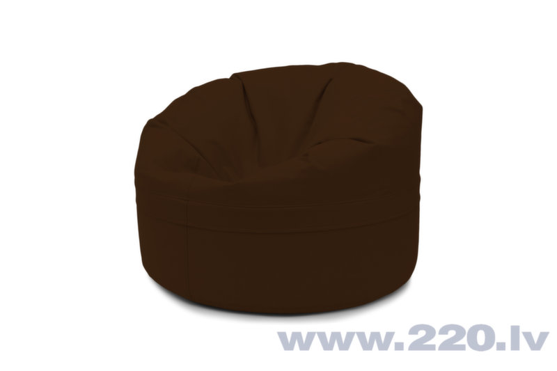 Sēžammaiss Roll100 OX Chocolate (PUŠKU PUŠKU), tumši brūns