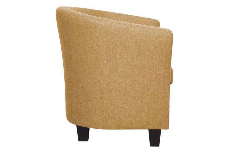 Krēsls Johan, dzeltens atsauksme