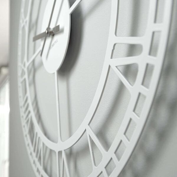 Sienas pulkstenis Metāla Vintāža Retro