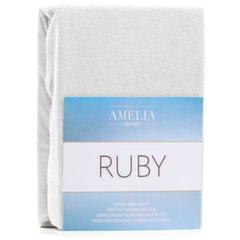 AmeliaHome frotē palags ar gumiju Ruby, 160x200 cm cena un informācija | AmeliaHome frotē palags ar gumiju Ruby, 160x200 cm | 220.lv