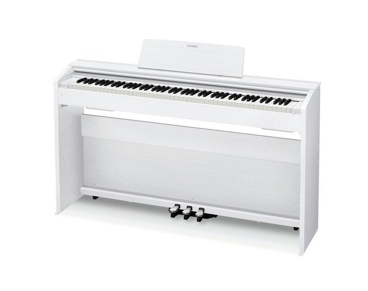 Casio digitālās klavieres PX-870WE
