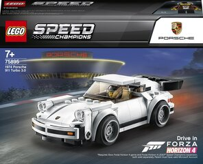 75895 LEGO® Speed Champions 1974 Porsche 911 Turbo 3.0