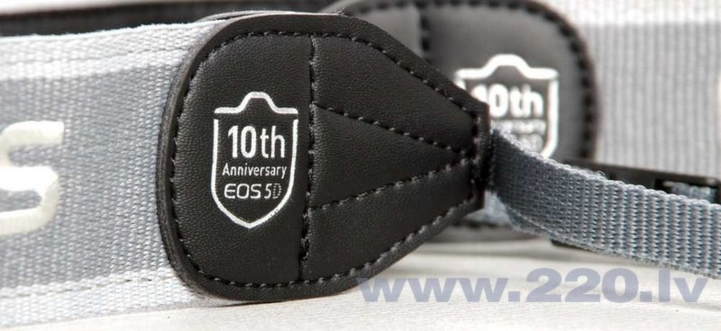 Canon EOS Special 10th Anniversary Edition siksna