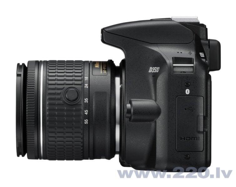Nikon D3500 + AF-P DX 18-55 VR + AF-P DX 70-300 VR