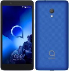 Alcatel 1C, 8GB, Enamel Blue cena un informācija | Mobilie telefoni | 220.lv