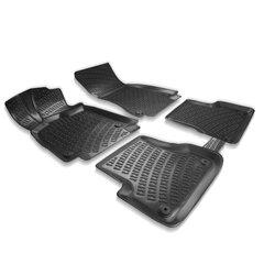 3D paklāji Rizline Audi A6 2011-2014