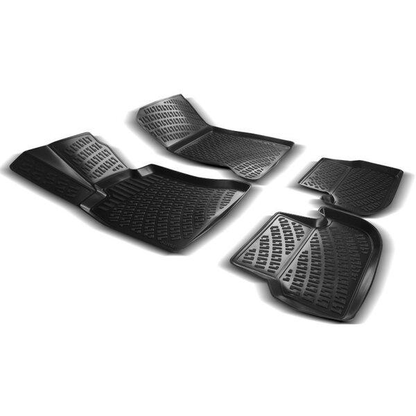 3D paklāji Rizline BMW 5 Sērija F10 2013-2017