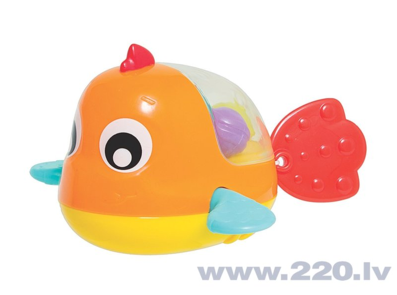 Vannas rotaļlieta Peldoša zivs Playgro, 4086377