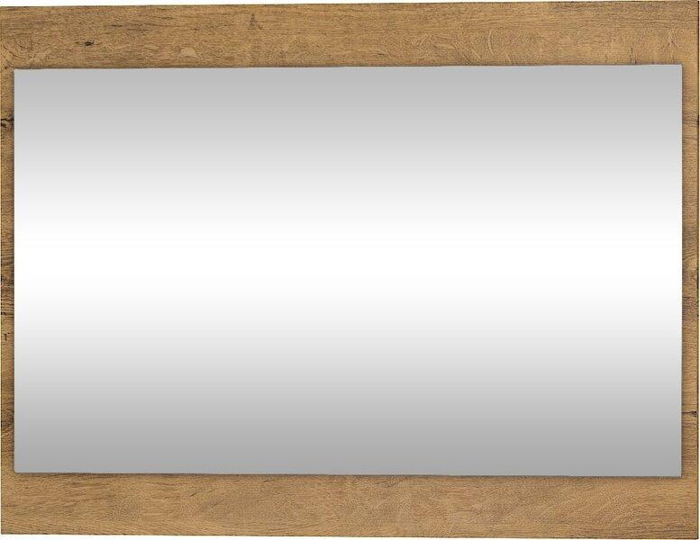 Spogulis Meblocross Maximus 80, tumša ozolkoka krāsā