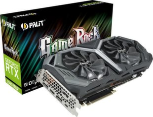 Palit NE6208S020P2-1040G cena un informācija | Videokartes (GPU) | 220.lv