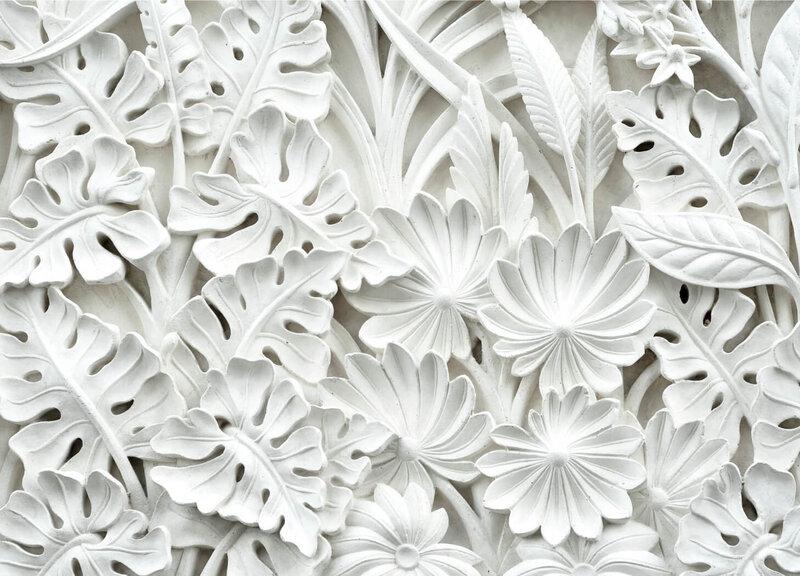 Fototapetes - Alabastra dārzs cena