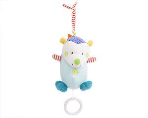 Muzikāla rotaļlieta Ezītis Kikka Boo, zils