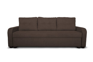 Dīvāns Bellezza Porto, tumši brūns