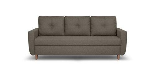 Dīvāns Bellezza Doro, gaiši brūns cena un informācija | Dīvāns Bellezza Doro, gaiši brūns | 220.lv