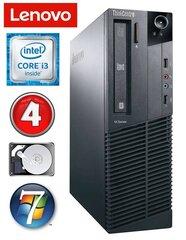 Lenovo ThinkCentre M82 SFF i3-2120 4GB 250GB WIN7Pro