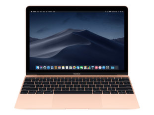 Apple MacBook 12 Retina (MRQP2KS/A) SWE