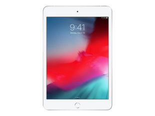 "Apple iPad mini 7.9"" Wi-Fi 64GB, Sudrabains, 5th gen, MUQX2HC/A"