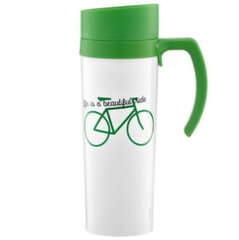 Ambition termo krūze Adventure Bike 420 ml