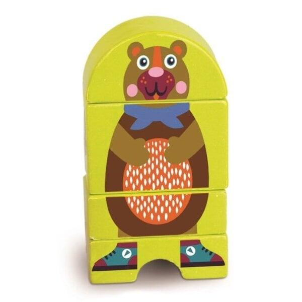 Koka puzle Oops Forest 16007.11