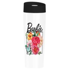 Mattel termo krūze Barbie Good Vibes 400 ml