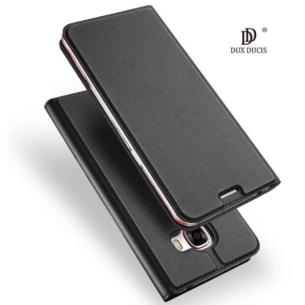Dux Ducis Premium Magnet Case piemērots Xiaomi Redmi Note 7, Pelēks
