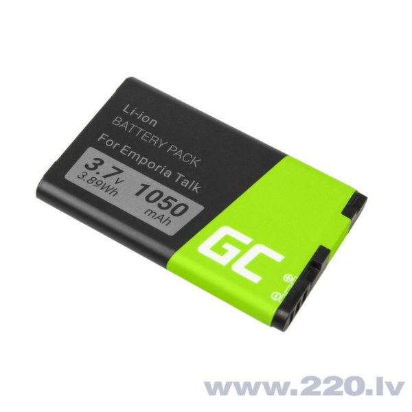 Green Cell AK-RL2 Phone Battery for Emporia Talk Comfort Basic VF4 V20 internetā