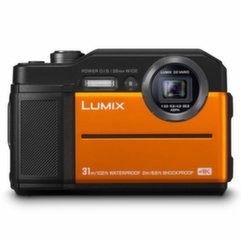 Panasonic Lumix DC-FT7 , Oranža