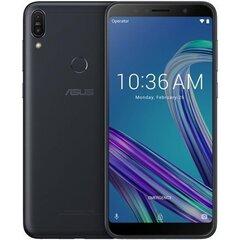 Asus ZenFone Max Pro, 32 GB, Dual SIM, Melns