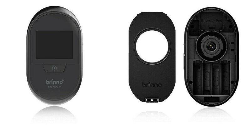 Brinno электронный дверной глазок SHC1000W