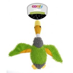 Mājdzīvnieku rotaļlieta COMFY FLUFFY DUCKY, 32 CM cena un informācija | Suņu rotaļlietas | 220.lv