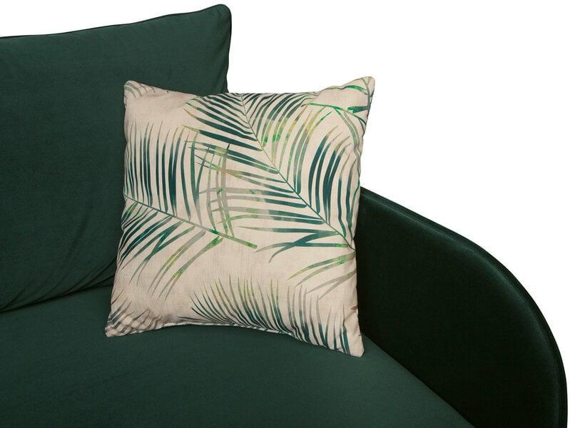 Dīvāns BRW LAJONA, zaļš