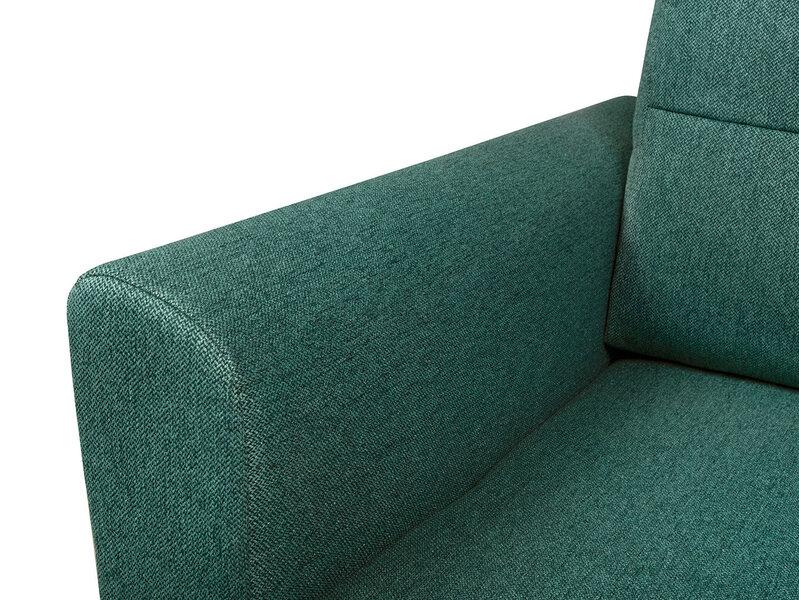 Krēsls BRW Aradena, zaļš