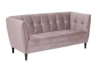 Dīvāns Actona Jonna, rozā cena un informācija | Dīvāni | 220.lv