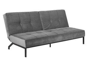 Dīvāns Actona Perugia, pelēks cena un informācija | Dīvāni | 220.lv
