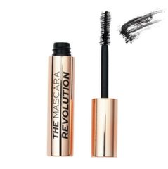 Skropstu tuša Makeup Revolution London The Mascara Revolution 8 ml, Black