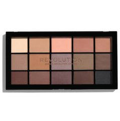 Acu ēnu palete Makeup Revolution Re-Loaded 16.5 g, Basic Mattes